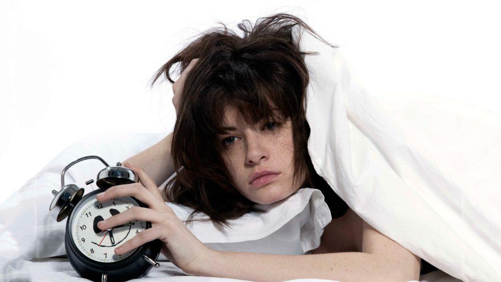 โรคนอนไม่หลับ กับปัญหาสุขภาพ