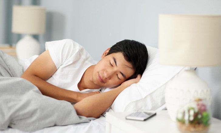 สุขภาพดีด้วยการนอนหลับให้เพียงพอ