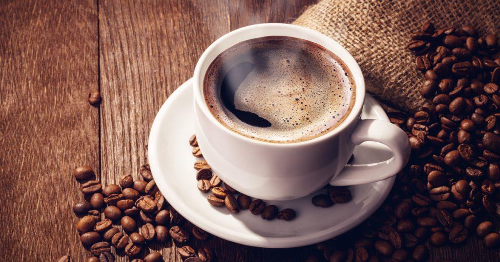 ประโยชน์ของกาแฟ ทำให้แก่ช้า