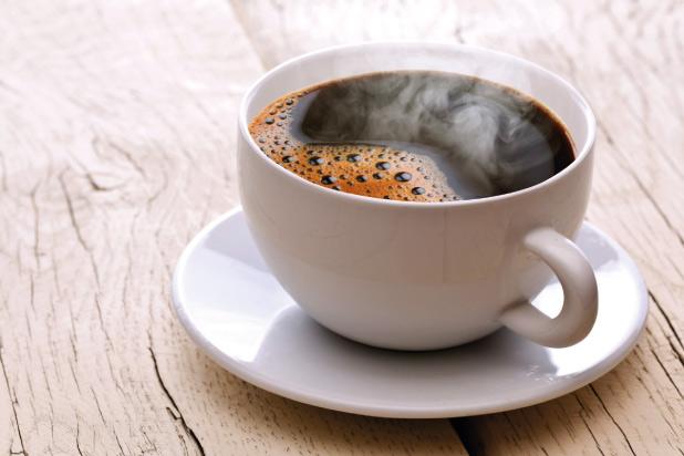 กาแฟดำ มีสารคาเฟอีน