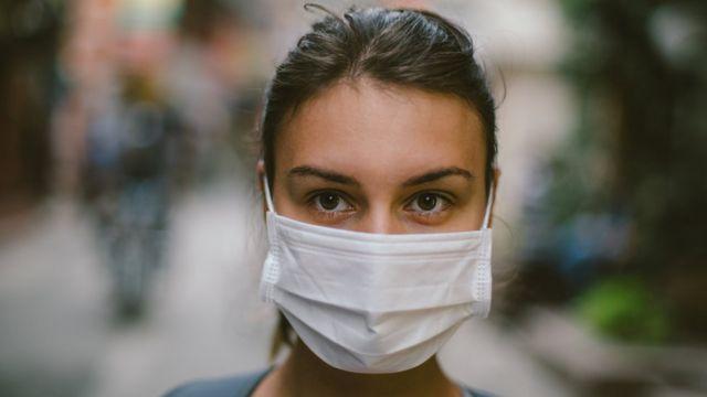 การดูแลสุขภาพ-ใส่หน้ากาก