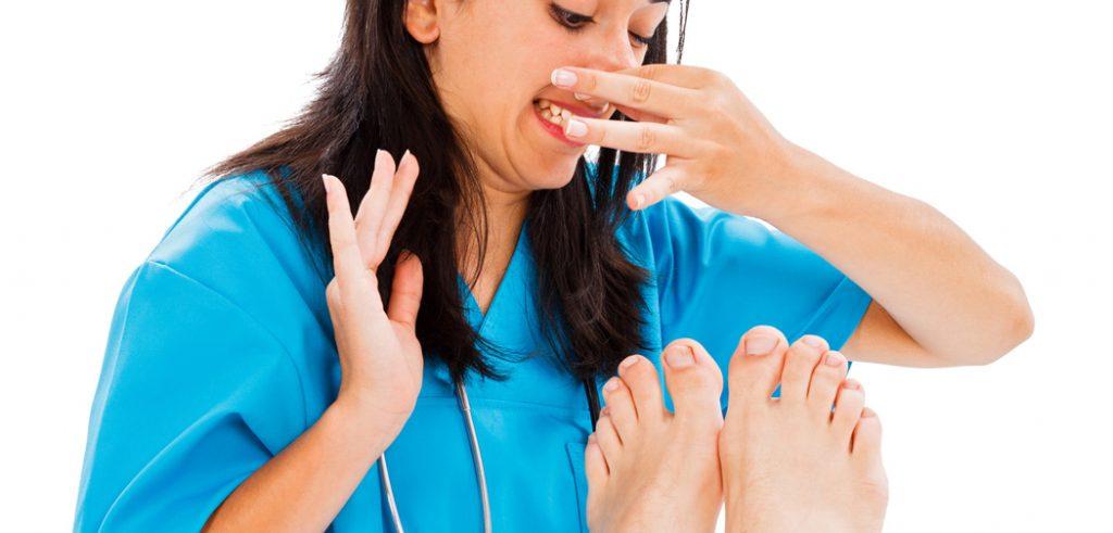 ปัญหาเท้าเหม็น 1