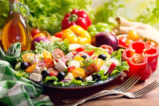 อาหารมังสวิรัติ