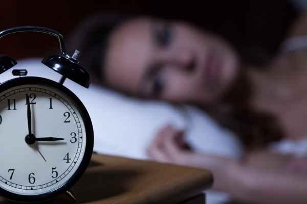 ช่วงเวลาของการนอน