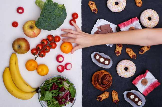 อาหารสำหรับผู้ป่วยเบาหวาน