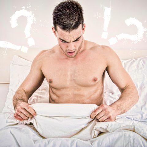ปัญหาอวัยวะเพศชาย