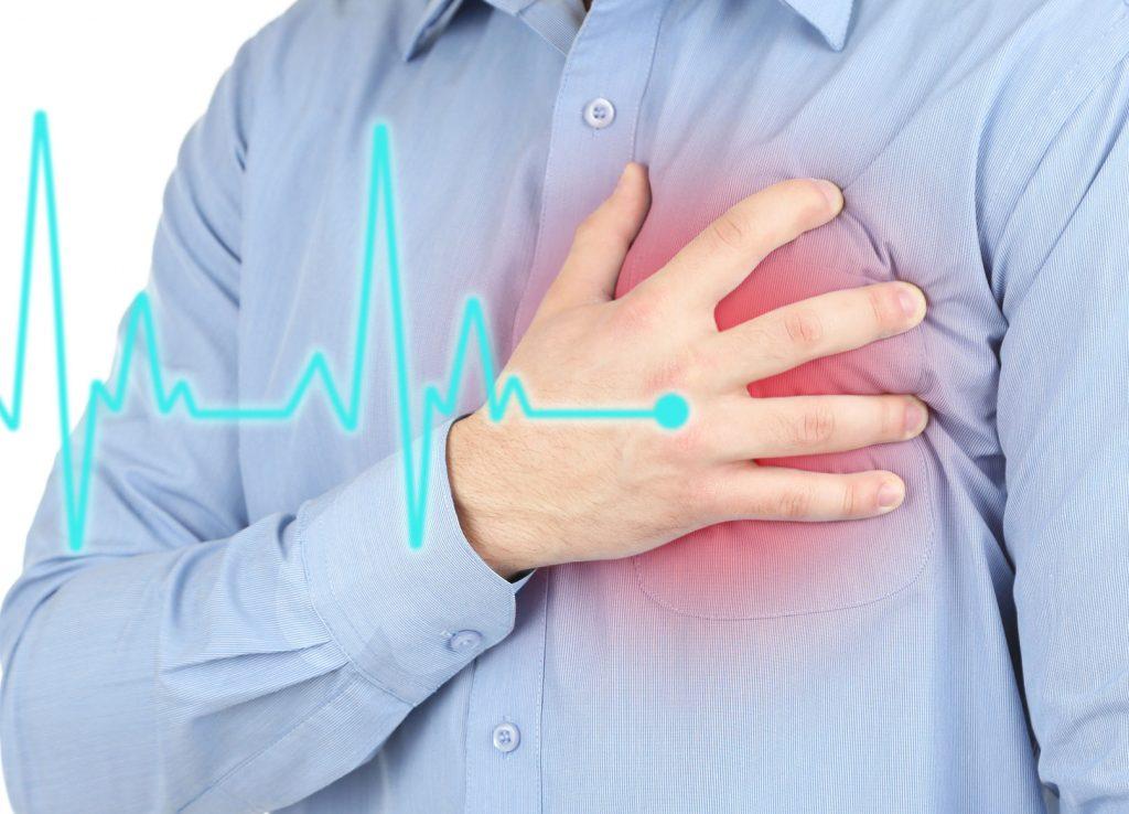 อาการของผู้ป่วย โรคหัวใจ