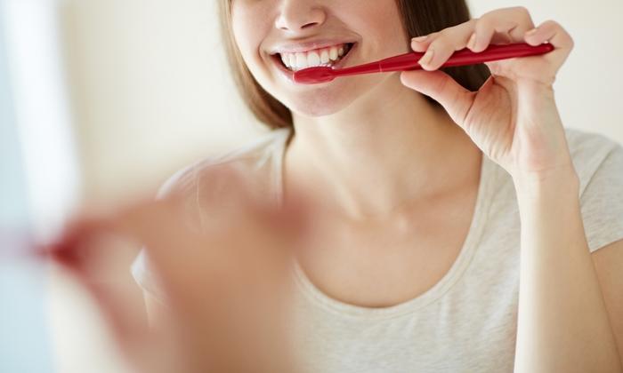 การฟอกฟันขาว-การทำความสะอาดช่องปากอย่างสม่ำเสมอ