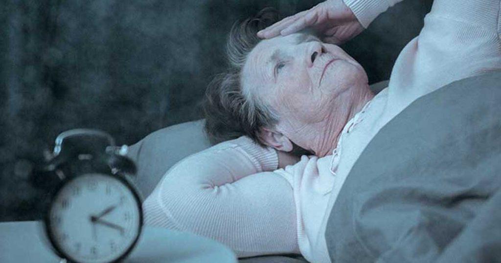 แปะก๊วยช่วย อาการหลับยาก-ในผู้สูงอายุ