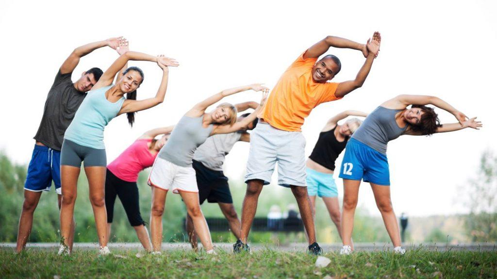 การ ออกกำลังกาย