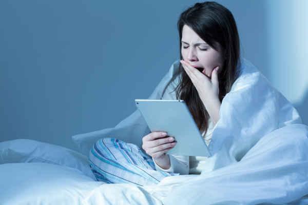 สุขภาพผิวดี-ห้ามนอนดึก