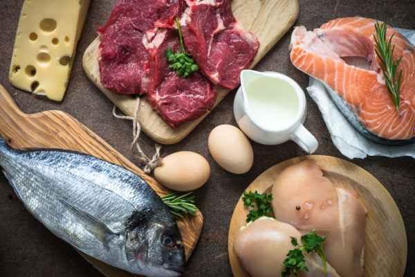 ประโยชน์ดี ๆ จากการทานโปรตีน -ช่วยในเรื่องของแทนมวลกล้ามเนื้อ