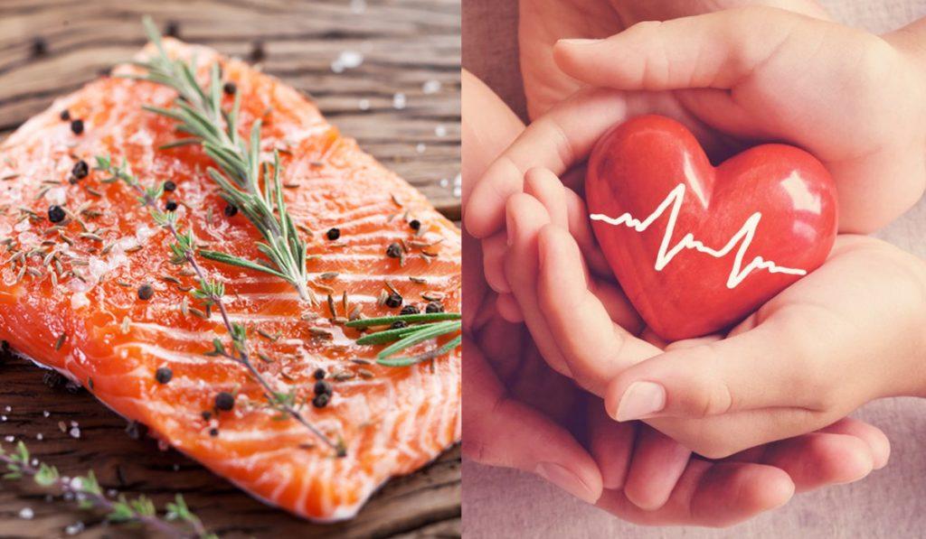 5 อาหารสำหรับผู้ป่วยโรคหัวใจ เต้าหู้ เนื้อปลา 2