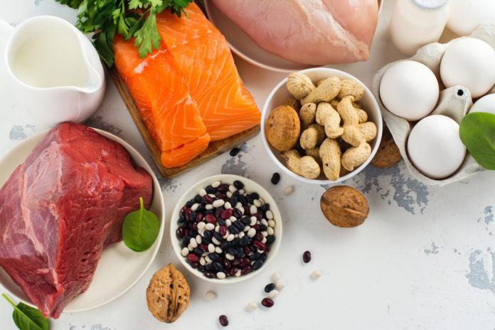 ประโยชน์ดี ๆ จากการทานโปรตีน -โปรตีนมีกรดอะมิโน