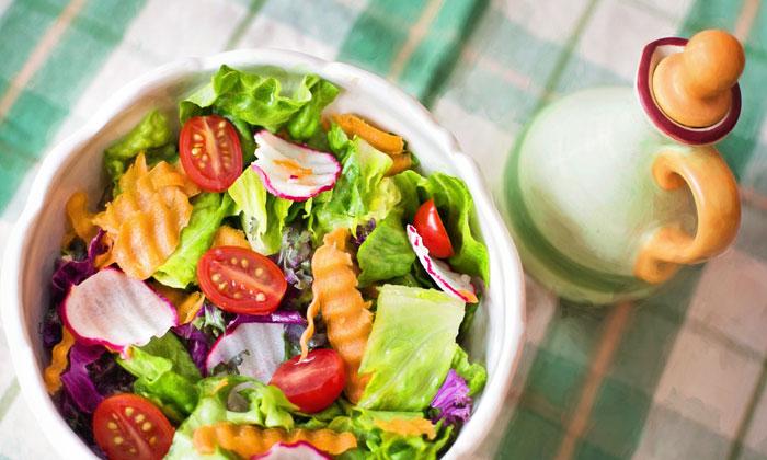 อาหารที่ดีต่อสุขภาพ ผักและผลไม้