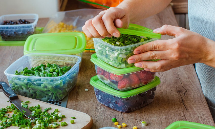 วิธีดูแลอาหาร สำหรับในสภาพที่อากาศร้อน