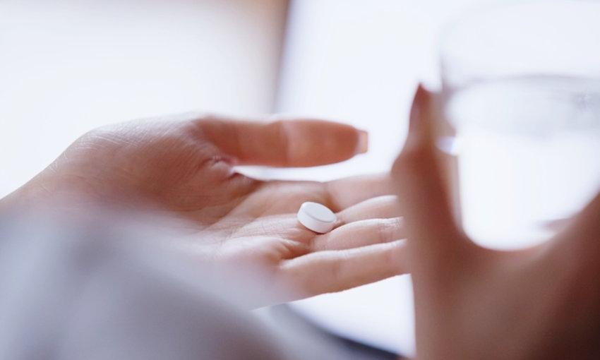 วิธีการรักษาโรคออฟฟิศซินโดรม  กินยา