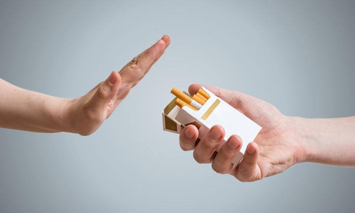 การเลิกสูบบุหรี่ - ทำให้ทางเดินหายใจทำงานได้ดีขึ้น