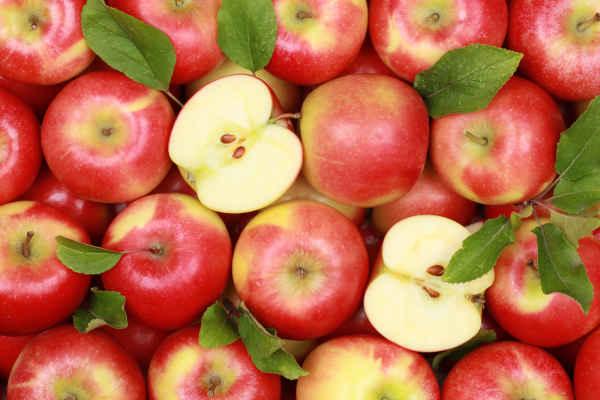 แอปเปิ้ล -ผลไม้ช่วยลดโคเลสเตอรอล