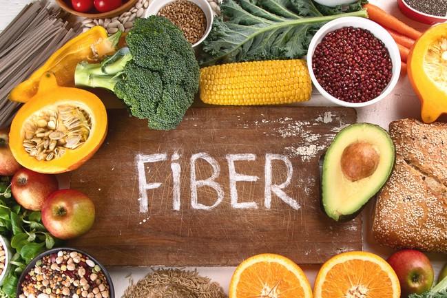 ไฟเบอร์ - อาหารเผาผลาญไขมันในร่างกาย