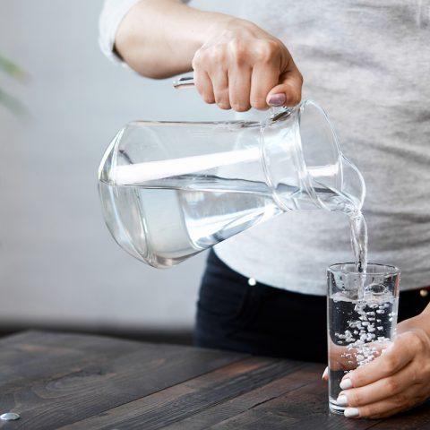 ทำไมถึงควรดื่มน้ำเปล่า