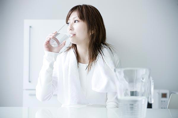 ประโยชน์ของการดื่มน้ำ 1