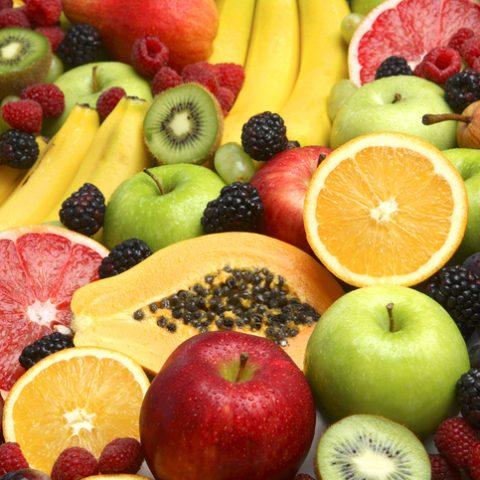 ผลไม้ 5 ชนิด ที่ทานแล้วไม่อ้วน