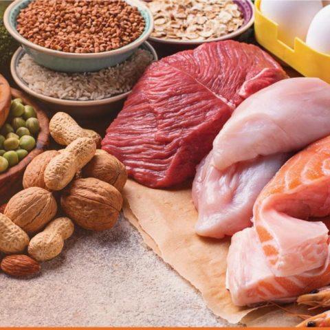 ประโยชน์ดี ๆ จากการทานโปรตีน
