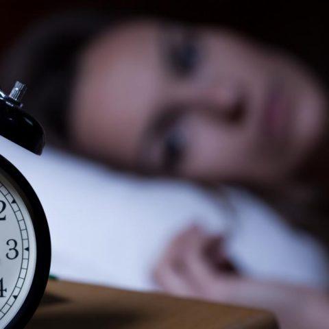 ปัญหาคนที่นอนหลับยาก