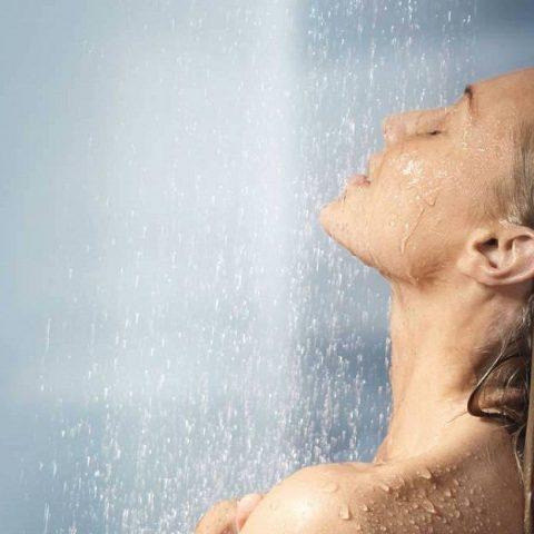 การอาบน้ำร้อนสลับน้ำเย็น
